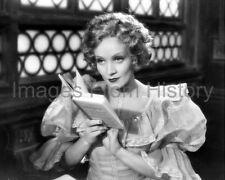 8x10 Print Marlene Dietrich Song of Songs 1933 #357
