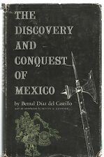 Bernal Diaz  del Castillo - The Discovery and Conquest of Mexico - hb dw 1956