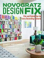 Design Fix by Cortney Novogratz 9780847867004 | Brand New | Free UK Shipping