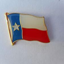 USA Bundesstaat Texas Label Pin Badges Flag Anstecker