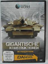 Panzerfabrik - Gigantische Konstruktionen, Tanks in Ohio, Kalifornien, Simulator