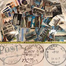 275+ 1910-1992 Vintage Antique Handwritten Correspondence Postcard Lot 👀👀