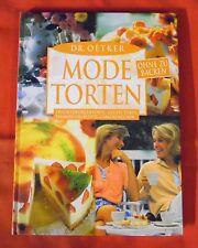 Dr Oetker Modetorten ohne zu Backen , Ceres Verlag , HC , 1999 ,