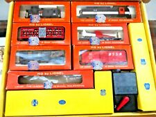 Lionel HO # 5725-New Haven Rectifier Freight Set-Set Boxed-w/Inserts-C-8