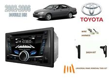 2002-2006 TOYOTA CAMRY CAR STEREO KIT, BLUETOOTH USB CD AUX MP3