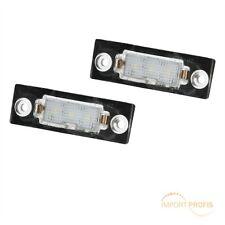 LED Kennzeichenbeleuchtung VW Multivan 5 7H Passat 3B 3B6 Variant 3C5