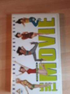 SPICEWORLD THE MOVIE - 1998 vhs video - The Spice Girls.