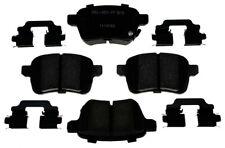 Disc Brake Pad Set-Ceramic Disc Brake Pad Rear 17D1722CH fits 14-19 Fiat 500L