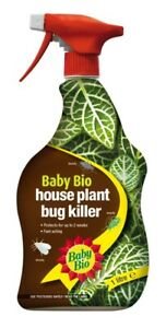 Baby Bio Houseplant Bug Killer 1L