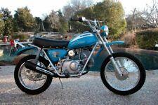 Honda Aquarius Blue Vintage Motorcycle Paint - Aerosol - Pint - Quart