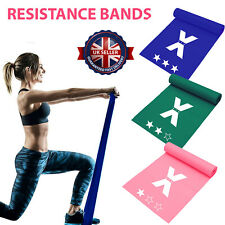 Latex Resistance Bands for Physical Therapy, Yoga, Pilates, Rehabilitation 1.5m