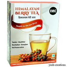 Himalayan Berry Herbal Tea Powder - High Anti-Oxidants & Fat Burning Properties.
