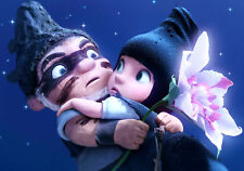 Gnomeo and Juliet - A3 Film Poster - FREE UK P&P