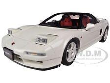 1992 HONDA NSX TYPE R CHAMPIONSHIP WHITE 1/18 BY AUTOART 73296