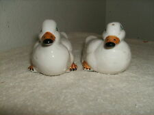 "Collectable ""Duck"" Ceranic Salt & Pepper Shakers ."