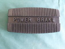 NOS 1959 1960 Ford Galaxie Power Brake Pedal Assembly FoMoCo 59