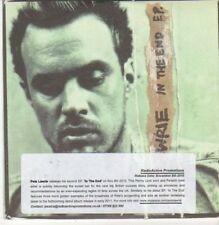 (CG105) Pete Lawrie, In The End EP - 2010 DJ CD