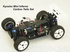 HD Kyosho Mini Inferno Carbon Tuning Set