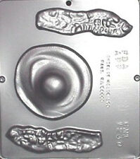Bacon & Eggs Chocolate Candy Mold  1240 NEW