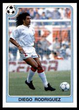 Panini Futbol 92-93 (Spain) Diego Rodriguez No. 83
