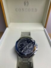 Concord Saratoga Automatic Chronograph Men's Watch
