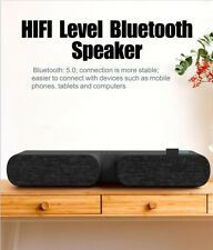 LED Speaker Wireless 5.0 Bluetooth For TV Home Sound Bar Movie Smartphone MP3 PC