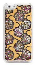 Betsey Johnson xox Trolls Glitter Cupcake iPhone Case For 6/6s NIP