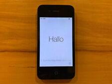 iPhone 4S, 16 GB, A1 SIM Lock, gebraucht, Vorne kleiner Sprung am Glas