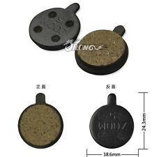 10 Pairs Jilong MTB Bike Resin Disc Brake Pads for ZOOM DB280 DB550 DB450 DB350