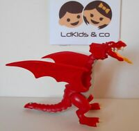 PlaymobiL Knights / Chevaliers Dragon Rouge  #176