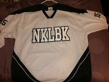 Official Nickelback Hockey Jersey Shirt New Extra Large / Xl / X-large New