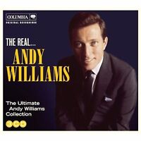 ANDY WILLIAMS  *  60 Greatest Hits * NEW 3-CD BOX SET * All Original Songs * NEW