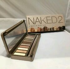 URBAN DECAY NAKED 2 EYESHADOW 12 COLOR PALETTE 100% Authentic.  NIB