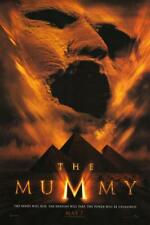 "THE MUMMY - 11.5""x17"" Original Promo Movie Poster MINT 1999 Brendan Fraser"