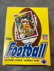 1984 Topps Football Wax Box Unopened