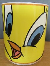 TWEETY BIRD   LARGE FACE  1998 CERAMIC CUP
