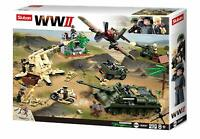 Sluban Kids Army Building Blocks WWII Series Battle Of Kursk Building Toy Army
