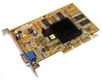 NVIDIA GeForce2 MX 200 - 32MB AGP Video Graphics Card [5654]