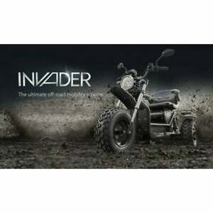 Scooterpac Invader Off-Road Mobility Scooter