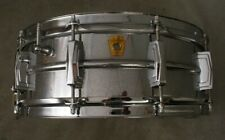 Early 60's LUDWIG 5X14 SUPRAPHONIC SNARE DRUM COB RIMS