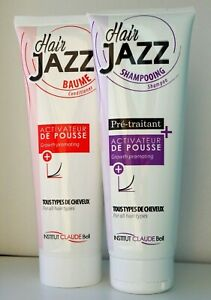 HAIR JAZZ GROWTH PROMOTING Shampoo 250ml + Conditioner 250ml - LONG STRONG HAIR