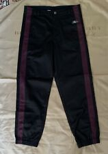 Givenchy Jogger pants with side bands and patch  Size M $1230