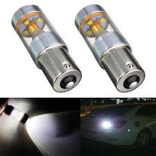 2Pcs BA15S 1156 30W Cree Led Light White P21W Car Rear Backup Reverse Lamp 12V