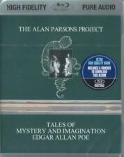 ALAN PARSONS TALES OF MYSTERY & IMAG. BLU-RAY AUDIO High Fidelity Pure Audio NEW