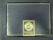 PLAYERS NAVY CUT 50 FINEST VIRGINIA CIGARETTE PACKET (BOX)