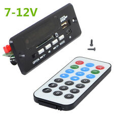 Universal 1x Car Auto Handsfree Bluetooth MP3 Decode Board w/Bluetooth Module+FM