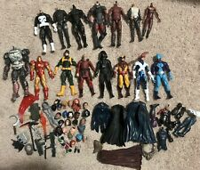 Action Figure Fodder Lot (Marvel Legends, DC & Misc) BOXED AND READY TO SHIP