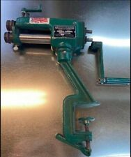 Tennsmith Manual Rotary Sheet Metal Working Tool With Bench Clamp Model R22