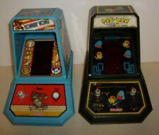COLECO DONKEY KONG & PAC MAN NINTENDO Handheld Electronic Tabletop Video Arcade