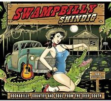 Various Artists - Swampbilly Shindig / Various [New CD] UK - Import